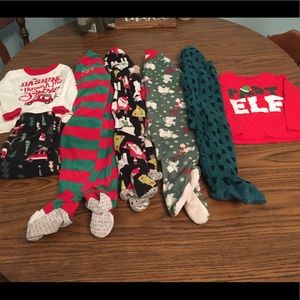 Other - 18 month boys winter Christmas clothes bundle